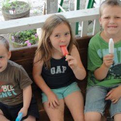 Summer Ice Cream Treats – Breyers, Klondike, & Popsicle