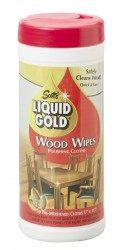 Review: Scott's Liquid Gold Wood Wipes