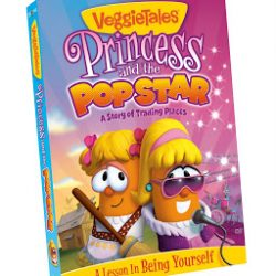 Veggie Tales Princess and the Pop Star DVD Review