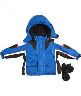 Rothschild Kids' boys blue winter coat