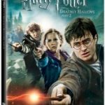 Harry Potter & The Deathly Hallows Part 2 DVD Giveaway