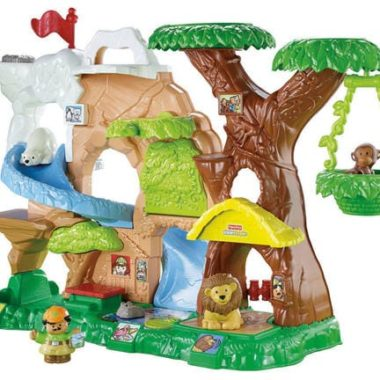 Little People Zoo toy