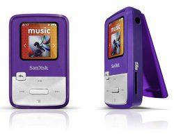 SanDisk Sansa Clip Zip MP3 Player Review