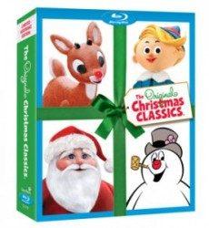 The Originals Christmas Classics Blu-Ray Giveaway