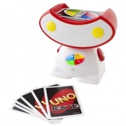 Holiday Gift Guide: Uno Roboto Family Game