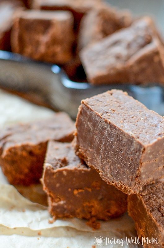 Easy Fantasy Fudge Recipe - you don't have to be an expert candymaker to make this crowd-pleasing, melt-in-your mouth holiday treat!