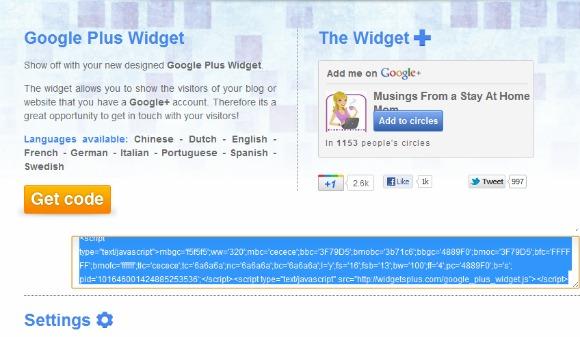 how to make google keep a widget