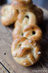 Super Easy Soft Pretzels for Kids
