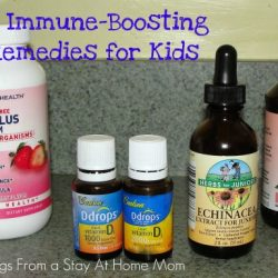 4 Immune-Boosting Remedies For Kids