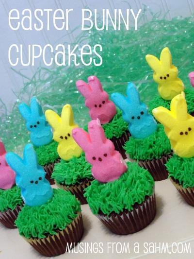 EasterBunny Cupcakes