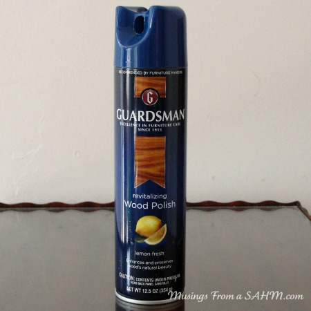 Revitalize Furniture Care With Guardsman Living Well Mom