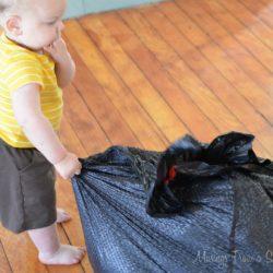 Glad ForceFlex Black Bag: From Trash to Treasure