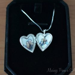 Mother's Day: PicturesOnGold Locket {Giveaway}