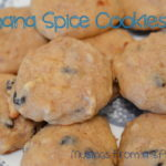 Banana Spice Cookies Recipe