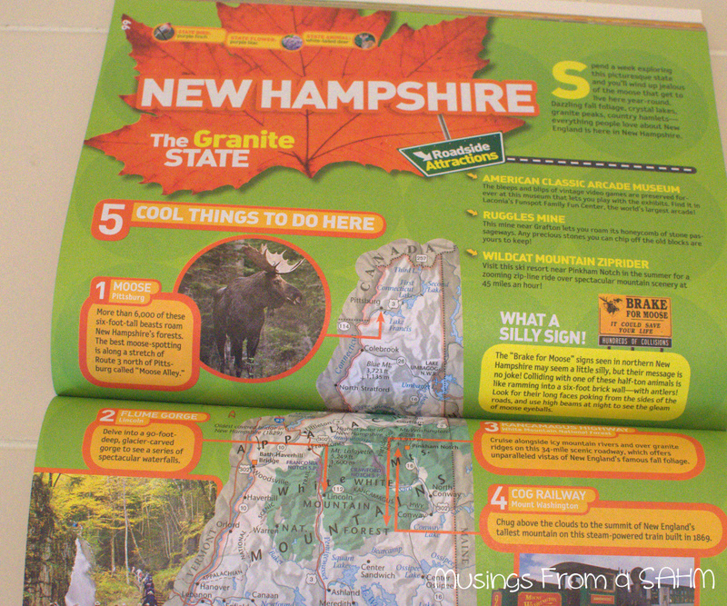 National Geographic Kids Ultimate US Road Trip Atlas