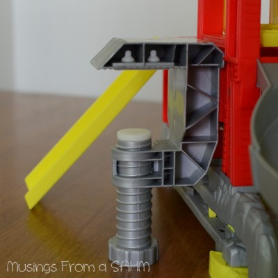Matchbox clamp