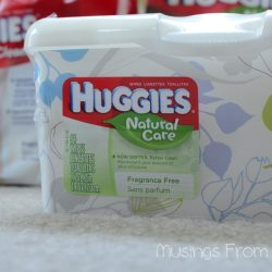Huggies Wipes to the Real Life Mom Test
