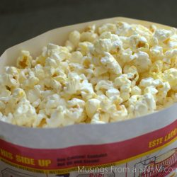 Healthy Snacking Challenge with Orville Redenbacher SmartPop!