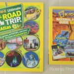 Ultimate U.S. Road Trip Atlas From National Geographic Kids