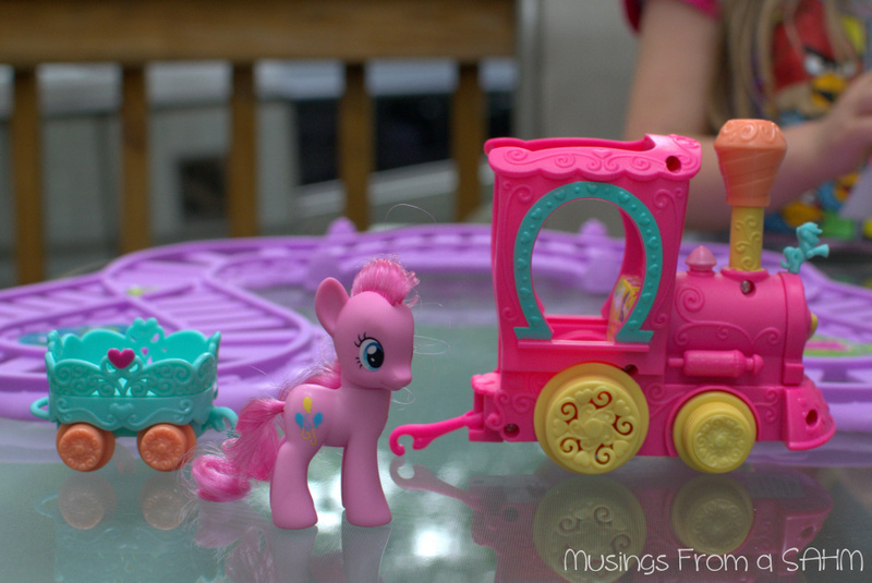 My Little Pony Train