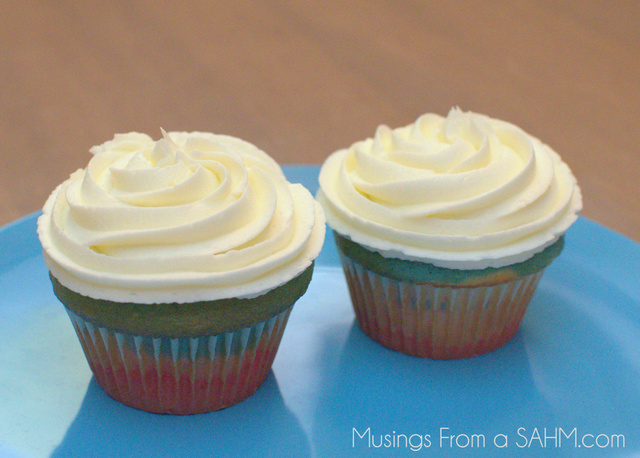 cupcakes recipe, cupcakes recipes, fourth of july cupcakes