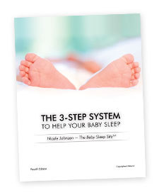 ebook 3 step system to help your baby sleep