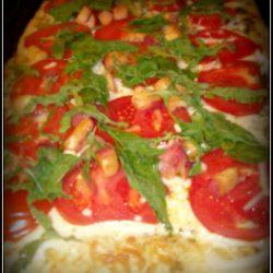 Savory Summer Pizza Recipe