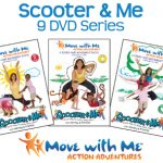 Move With Me Action Adventures DVDs Review