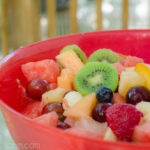 Rainbow Fruit Salad Recipe – Perfect for Kids!