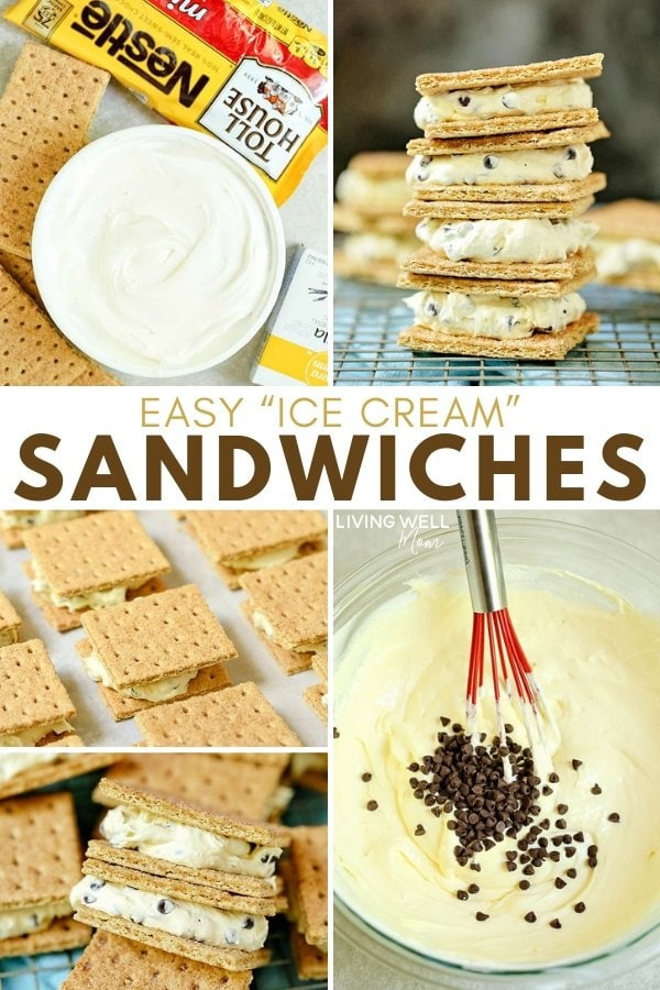 easy cool whip graham cracker ice cream sandwiches