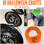 18+ Halloween Crafts for Kids