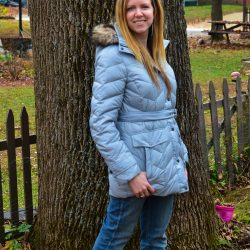 Lands' End Cire Down Parka: Staying Warm and Fashionable