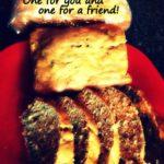 Mom's {Healthier} Zucchini Bread