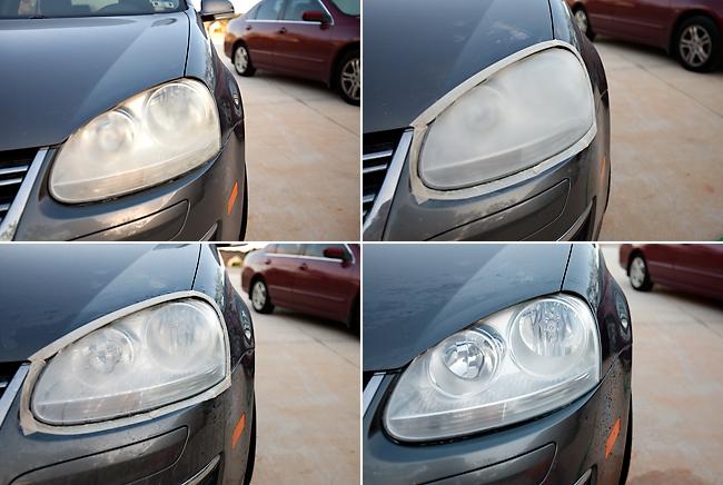 3m headlight restoration kit instructions