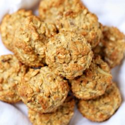 "Apple Oatmeal Muffins Recipe: A Perfect ""Healthy"" Snack for Kids"