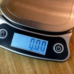 Holiday Gift Guide: EatSmart Precision Elite Digital Kitchen Scale