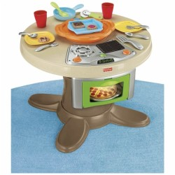 a kitchen play set