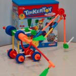 Holiday Gift Guide: Tinkertoy Transit Building Set Building Fun