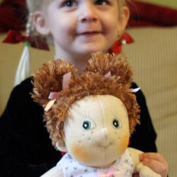 Holiday Gift Guide: Magic Cabin Cuddly Rubens Barn Dolls