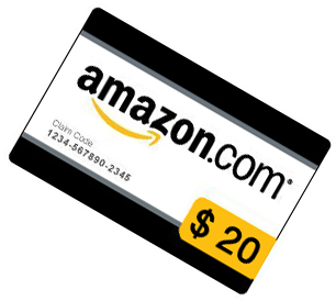 $20 Amazon