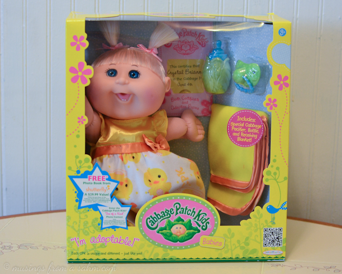 Attractive Babies First Christmas Gift #2: Cabbage-Patch-Kids-Baby.jpg