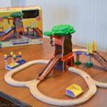 Holiday Gift Guide: Chuggington Wooden Railway Koko's Safari Set