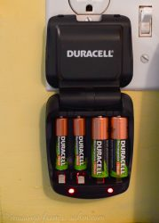 Holiday Gift Guide: Duracell Quick Charger & Instant Charger