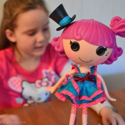 Lalaloopsy Silly Hair Star: Harmony B Sharp {Giveaway}