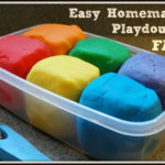 Easy Homemade Playdough FAQ