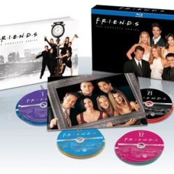 Holiday Gift Guide – Friends on Blu-Ray – The Complete Series {Giveaway}