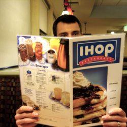 IHOP for the Breakfast Lover