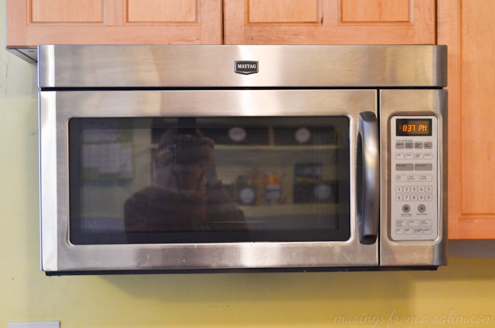 Pictures Of Maytag Microwave