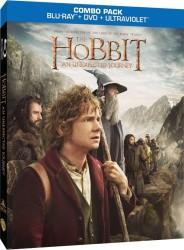 Hobbit Blu Ray Combo