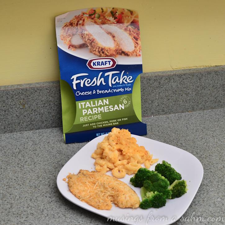 Kraft FreshTake Tilapia